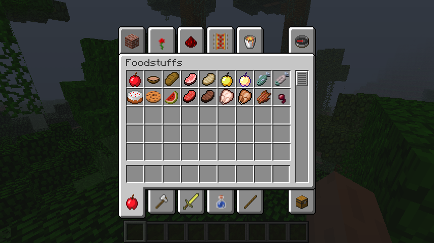 too many items 12w34a