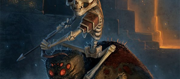 Featured Mobs: Spider and Skeleton Variants (227/365 ...