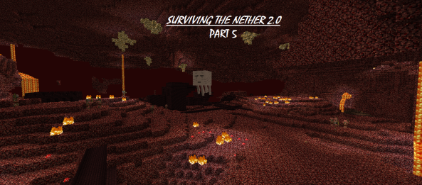 nether fortress | The Block Brothers