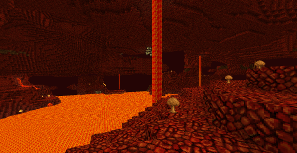 Hello Nether, how are you doing this fine day?